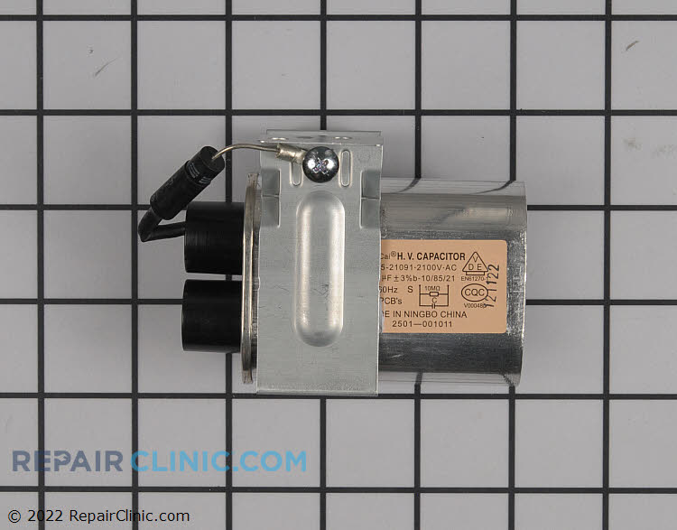 High Voltage Capacitor DE96-00269A Alternate Product View