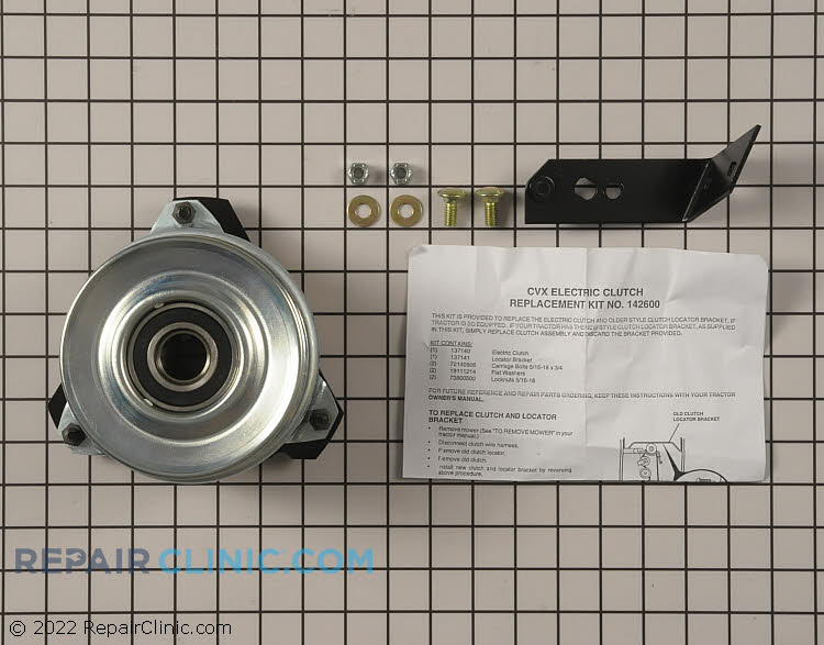 PTO Clutch 532142600 Alternate Product View