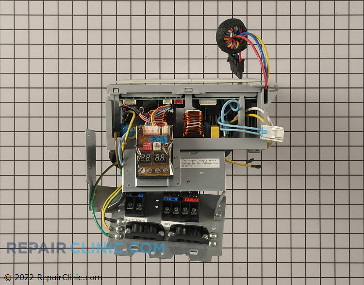 Control Board DB93-07081F Alternate Product View