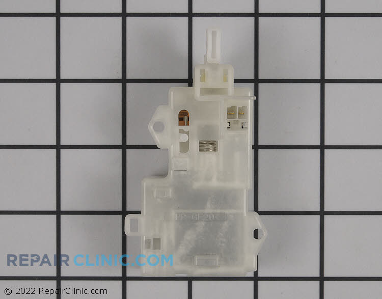 Door Lock Motor and Switch Assembly 302421670010    Alternate Product View