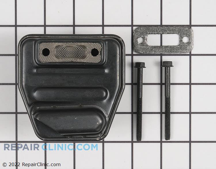 Muffler 791-182174 Alternate Product View