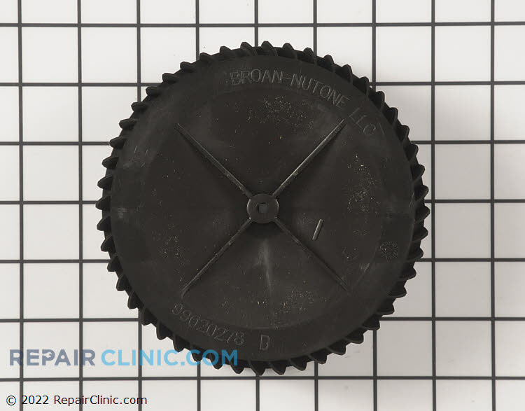 Blower Wheel S97016962 Alternate Product View