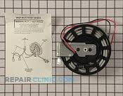 Cord Rewind Assembly - Part # 553541 Mfg Part # 4147261