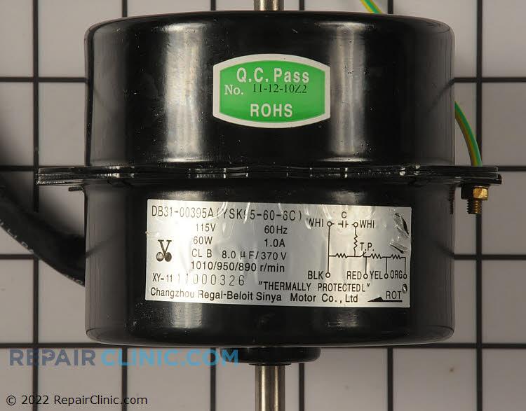 Fan Motor DB31-00395A Alternate Product View