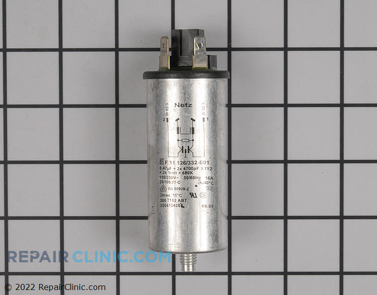 Capacitor 00170843 Alternate Product View