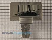 Dispenser Front Panel - Part # 2020878 Mfg Part # DA97-08518D