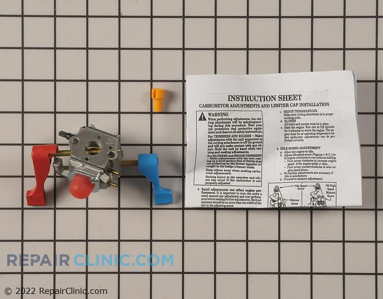 Carburetor 530069935 Alternate Product View