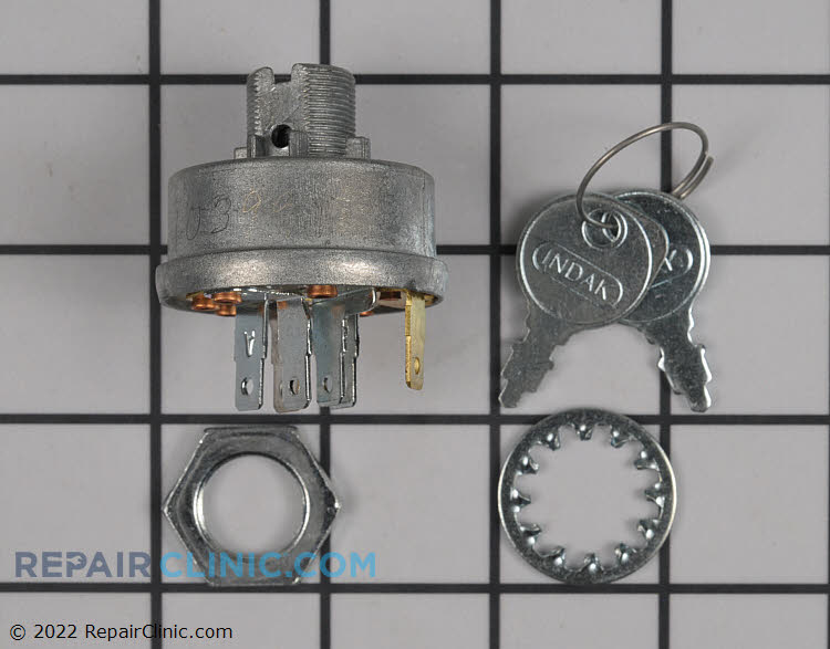 Ignition Switch 103991 Alternate Product View