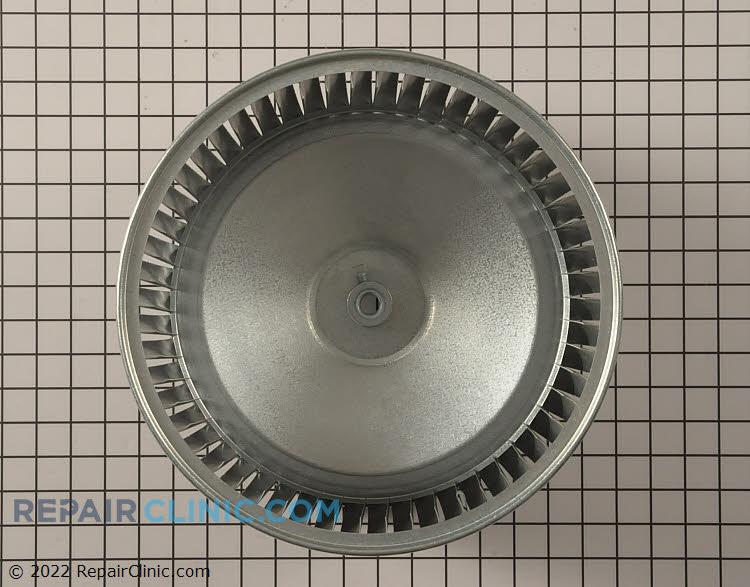 "Blower Wheel, 11 7/8"" Diameter x 10 11/16"" Wide, 1/2"" Bore, CW Rotation"