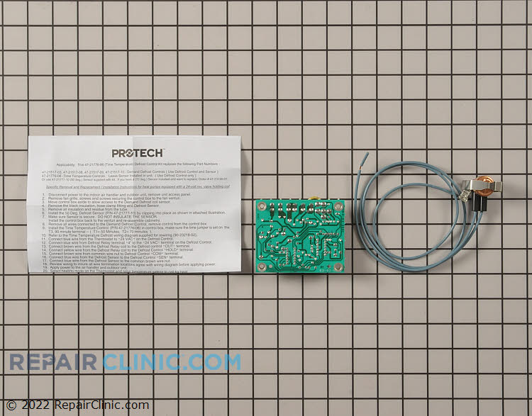 Defrost Control Board 47-21776-86 Alternate Product View