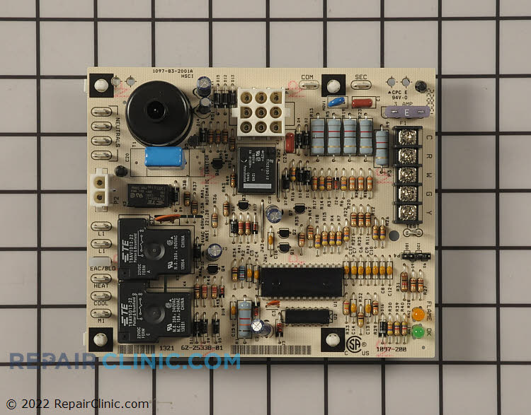 Control Board 62-25338-01 Alternate Product View