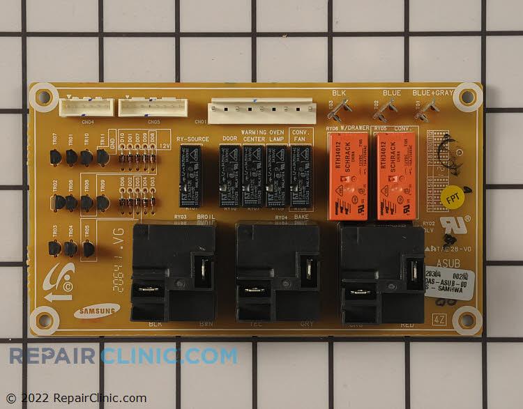 Oven Control Board DE92-03208B Alternate Product View
