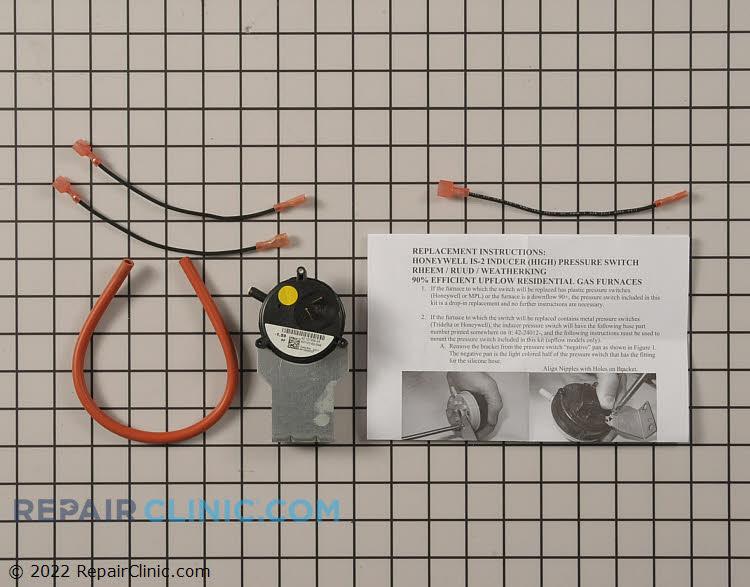 """1.5""""wc vent pressure switch"""