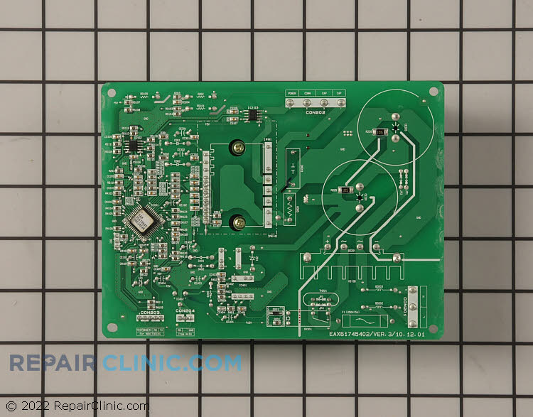 Control Board EBR65640204 Alternate Product View
