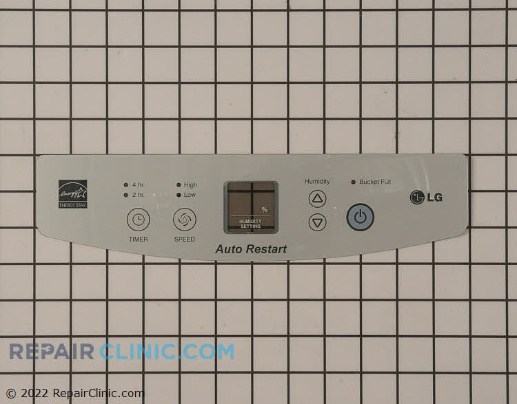 Control Panel MDD61862802 Alternate Product View