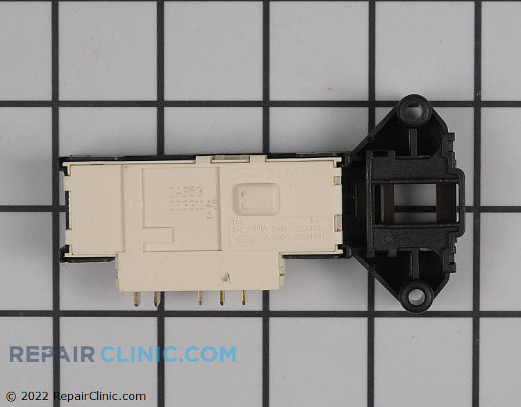 Door Lock WH01X27882 Alternate Product View