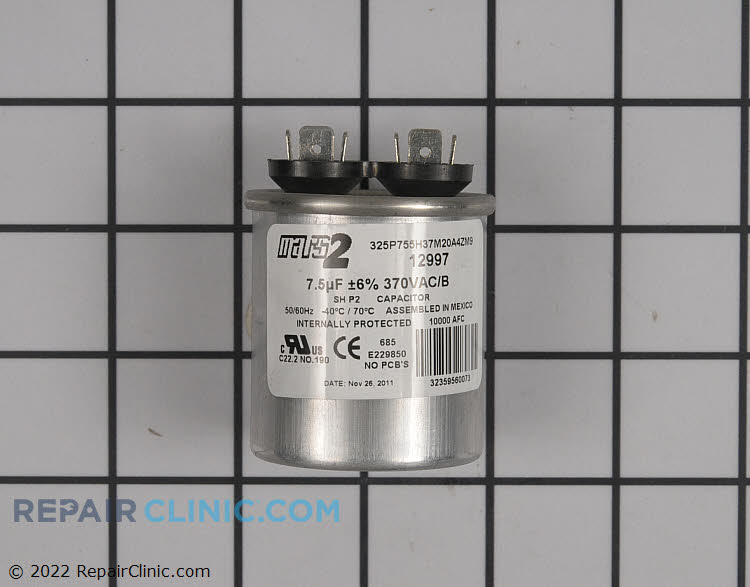 Capacitor 43-25136-05 Alternate Product View