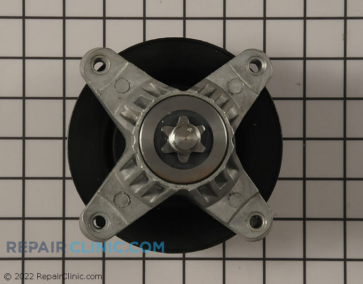 Spindle Assembly with Pulley 918-0428B Alternate Product View
