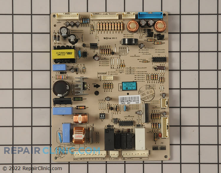 Main Control Board EBR64110557 Alternate Product View