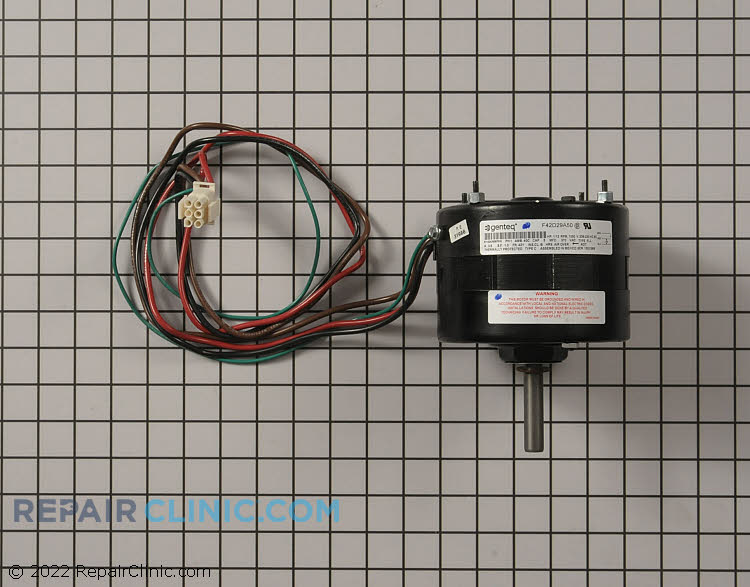 Condenser Fan Motor S1-02426067010 Alternate Product View