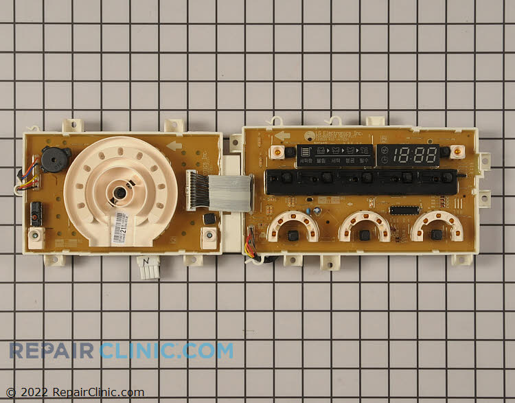 User Control and Display Board EBR36870712     Alternate Product View
