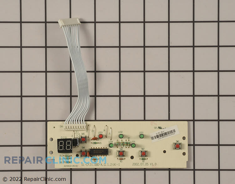 Control Board 5304447243      Alternate Product View