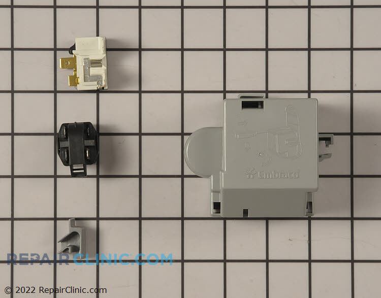 Relay and Overload Kit WP4387835 Alternate Product View