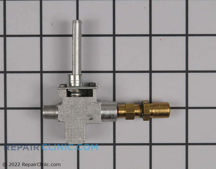 Surface Burner Valve 1801A166 Alternate Product View