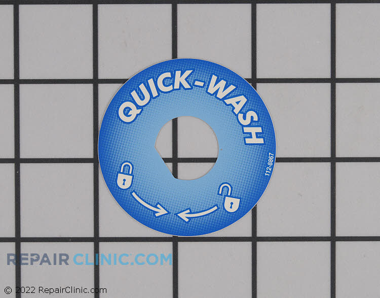 Decal 112-8867 Alternate Product View