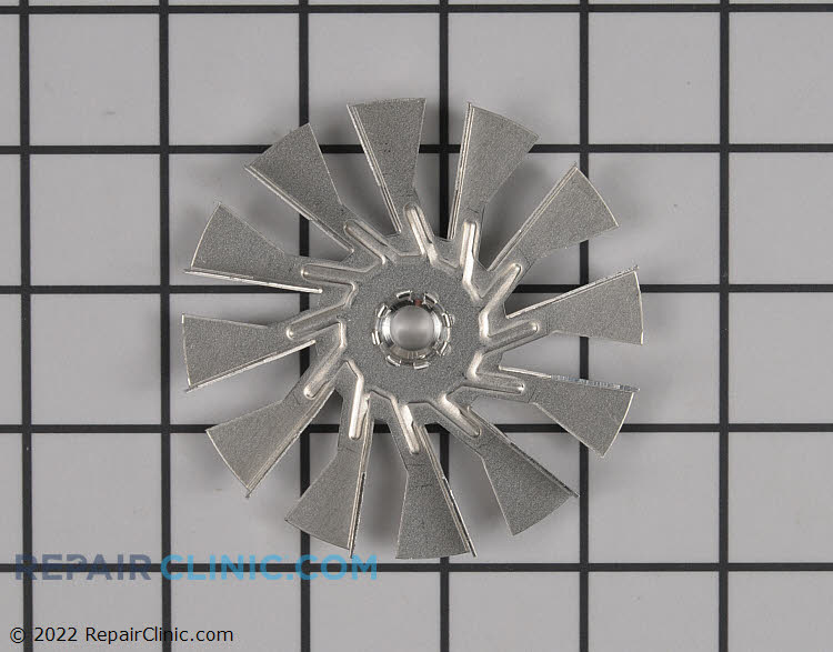 Inducer cooling fan  blade