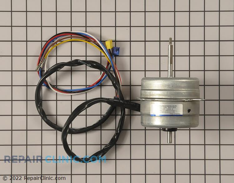 Indoor fan motor