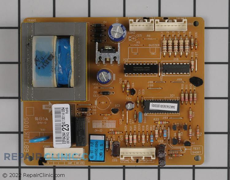 Main Control Board EBR64264123 Alternate Product View