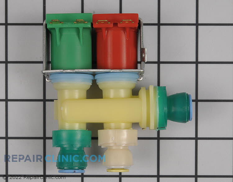 Water Inlet Valve WPW10258562 Alternate Product View