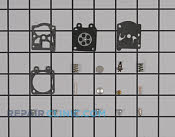 Carburetor Repair Kit - Part # 2249345 Mfg Part # 12310037330