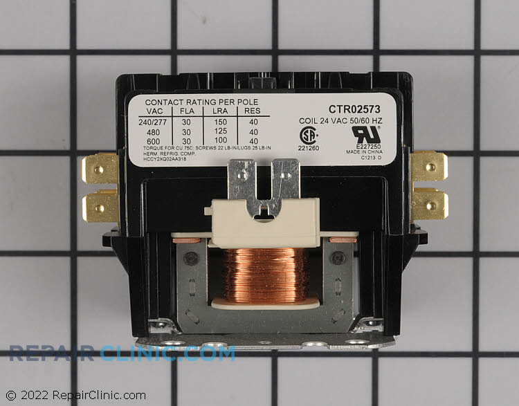 Contactor CTR02573 Alternate Product View