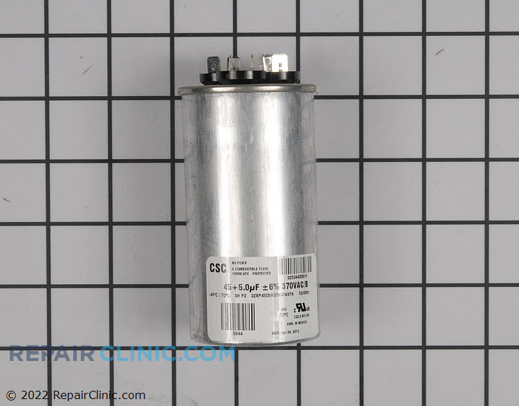 Dual Run Capacitor S1-02425895700 Alternate Product View