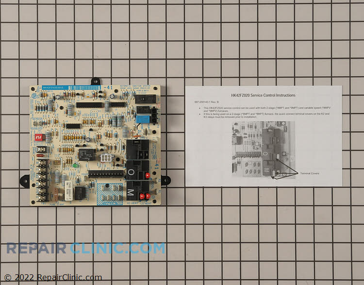 Control Board 1172809 Alternate Product View