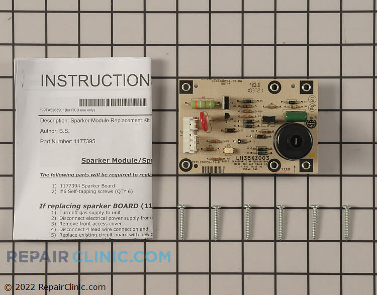 Ignition Module 1177395 Alternate Product View