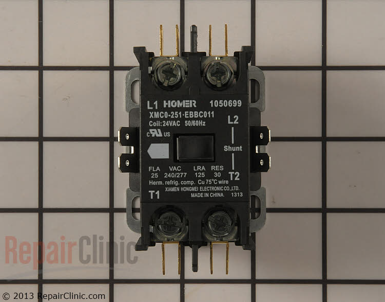 Contactor 1050699 Alternate Product View