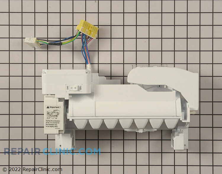 Ice Maker Assembly AEQ73110205 Alternate Product View