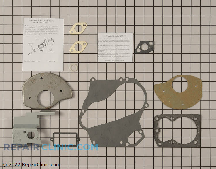 Gasket Set 36062D Alternate Product View