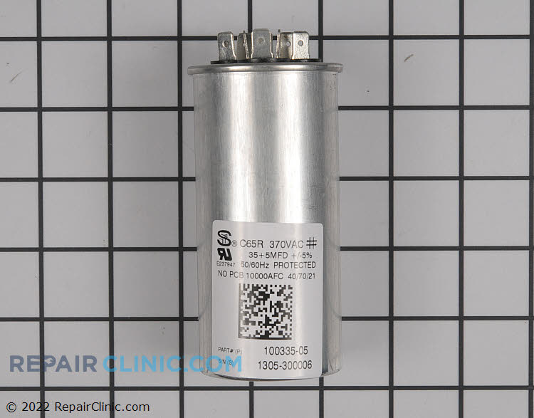 Dual Run Capacitor 89M73 Alternate Product View