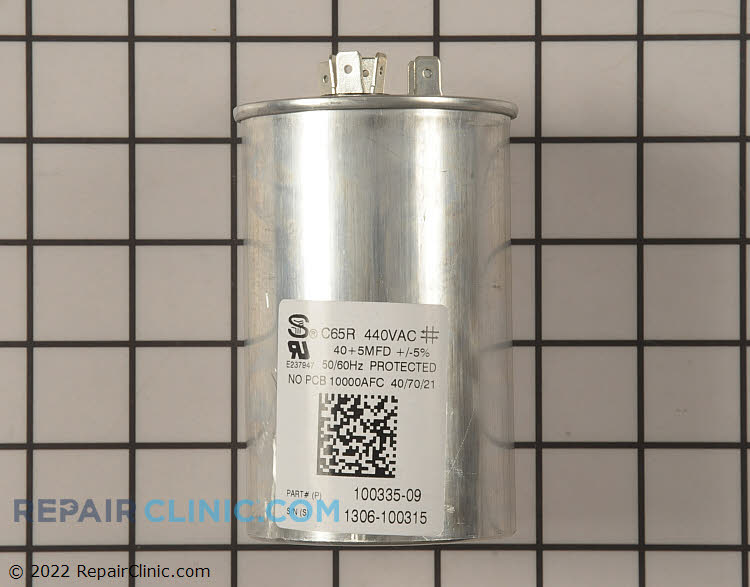 Dual Run Capacitor 89M77 Alternate Product View