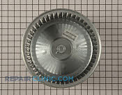 Blower Wheel - Part # 2337798 Mfg Part # S1-02619654705