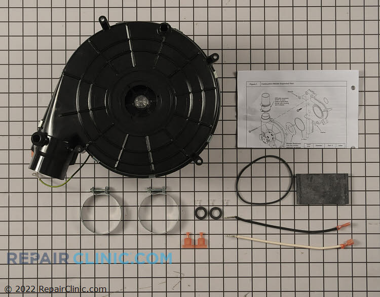Draft Inducer Motor 1011412 Alternate Product View