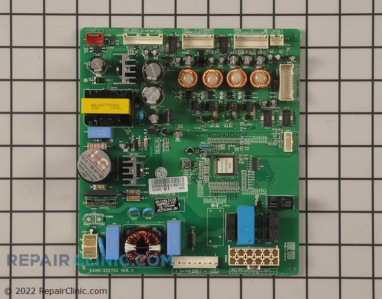 Main Control Board EBR63597801 Alternate Product View