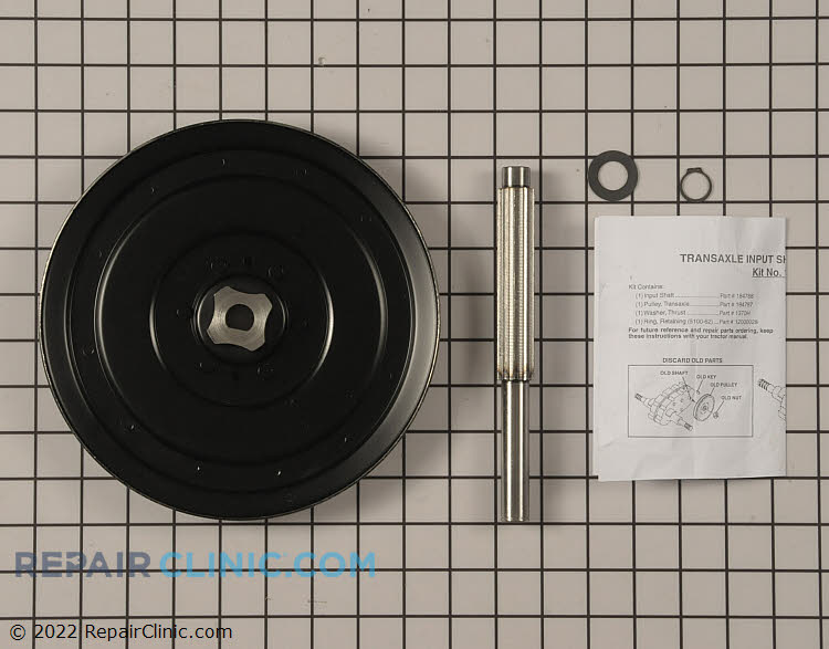 Pulley 532188670 Alternate Product View