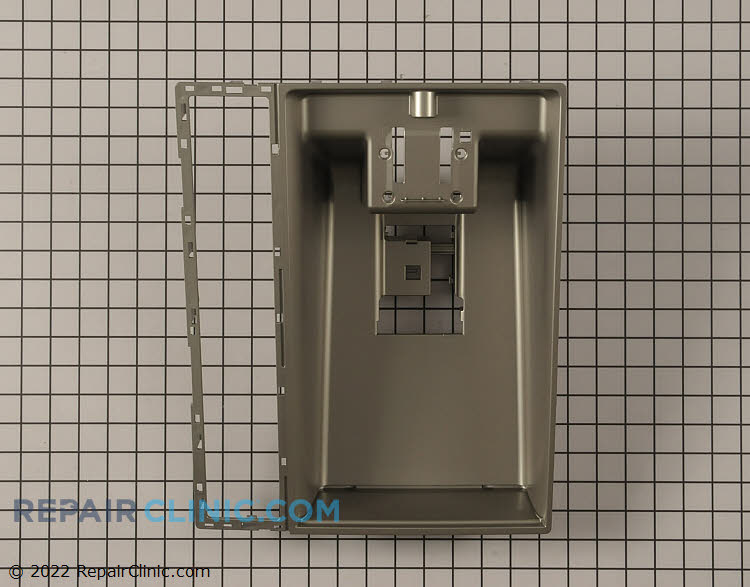 Dispenser Front Panel MCK66542801 Alternate Product View