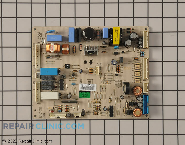Main Control Board EBR64110558 Alternate Product View