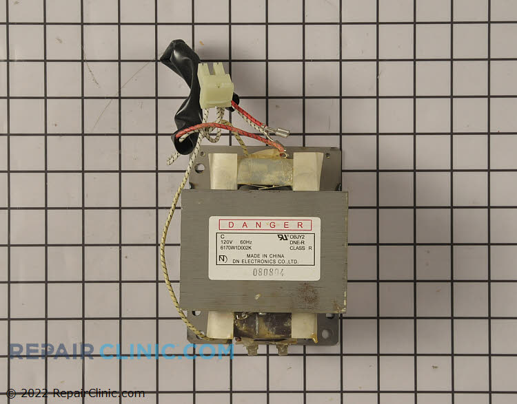 High Voltage Transformer 6170W1D002K     Alternate Product View